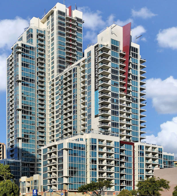 amazing vantage apartments san diego. Built in 2009  Vantage Pointe Apartments a 40 floor 679 unit high rise building downtown San Diego recently completed an extensive renovation that Completes Retrofit Energy Upgrade California